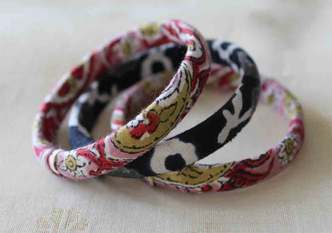 Upcycled Bangles Design 50
