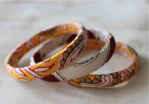 Upcycled Bangles Design 66