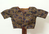 Kalamkari Readymade Blouse Design 4