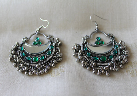 Tribal Afghan Earrings Design 174