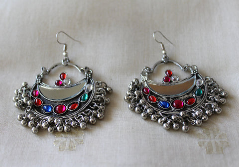 Tribal Afghan Earrings Design 175