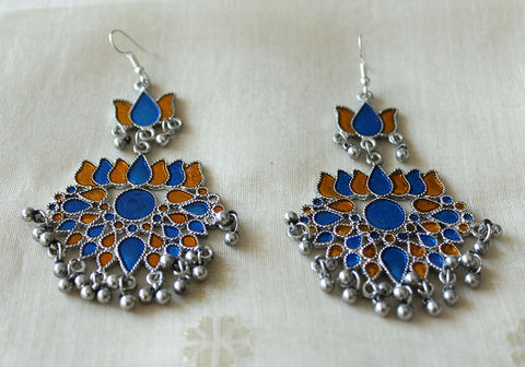 Tribal Afghan Earrings Design 161