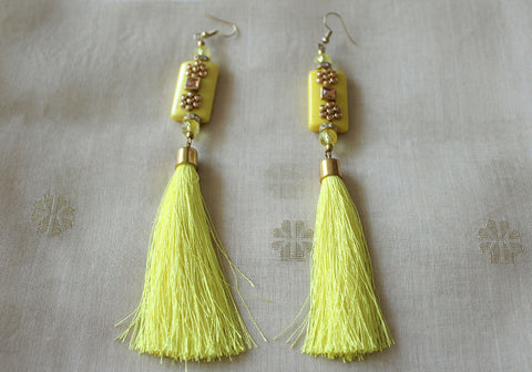 Tassel Earrings Design 2