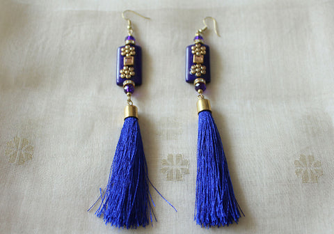 Tassel Earrings Design 3