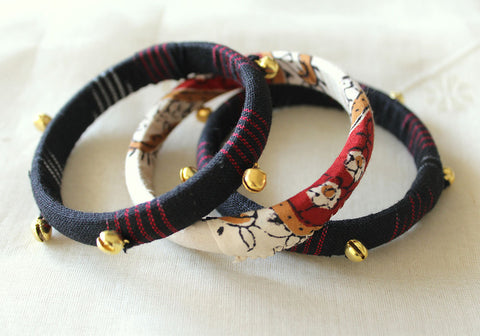 Upcycled Bangles Design 109