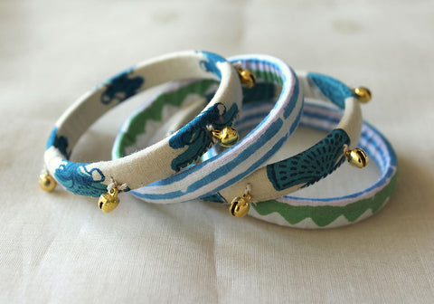 Upcycled Bangles Design 114