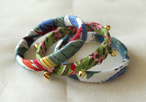Upcycled Bangles Design 116