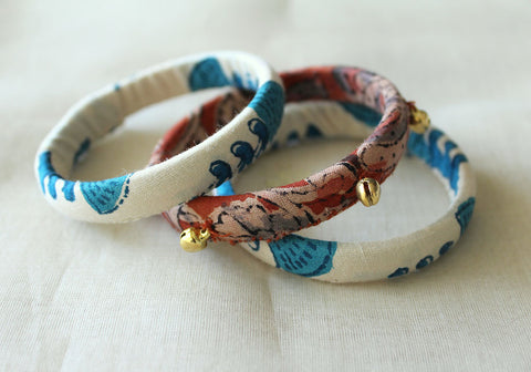 Upcycled Bangles Design 119
