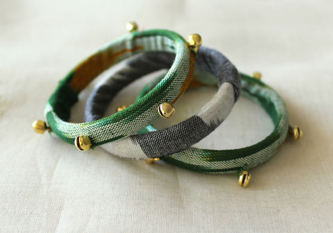 Upcycled Bangles Design 120