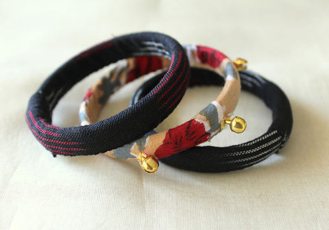 Upcycled Bangles Design 123