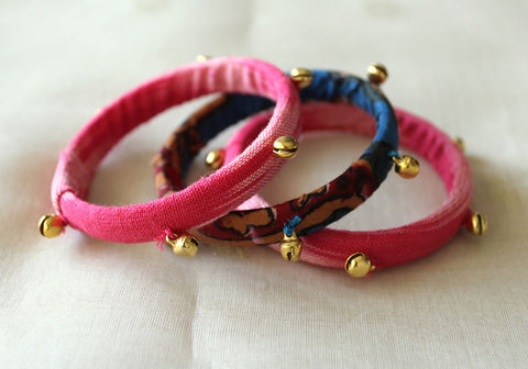 Upcycled Bangles Design 129