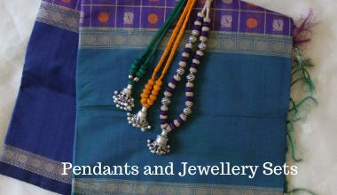 Pendants and Jewellery Sets