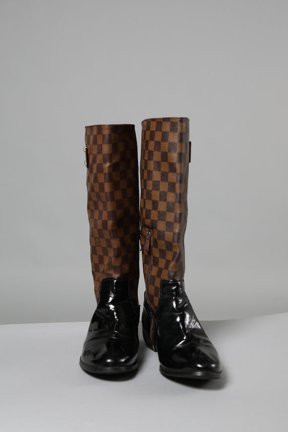 Louis Vuitton long boots