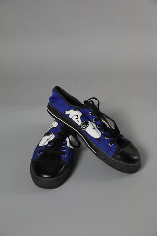 Snoopy Canvas Trainers
