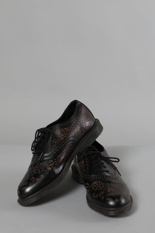 Dr. Marten Brogues with Bouncing Soles