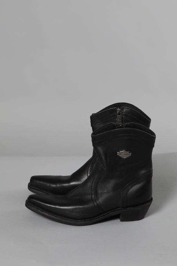 Harley Davidson Western Style Boots