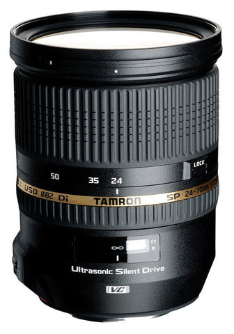 Tamron SP 24-70mm f/2.8 Di VC USD (Canon)