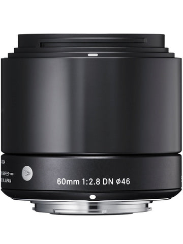 Sigma 60mm f/2.8 DN | ART (Micro Four Third - Black)