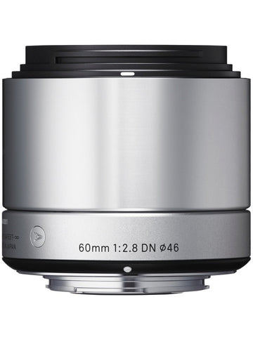Sigma 60mm f/2.8 DN | ART (Micro Four Third - Silver)