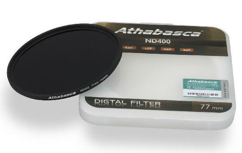 Athabasca ND400 Neutral Density Filter 67mm