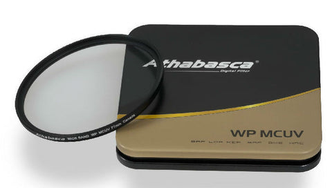 Athabasca Waterproof Multi-Coated UV Filter 77mm