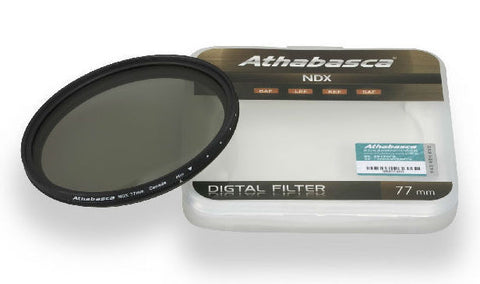 Athabasca NDX Variable Neutral Density Filter 77mm (NDX)