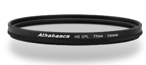 Athabasca HD CPL Filter 77mm (HD CPL Slim 5.32mm)