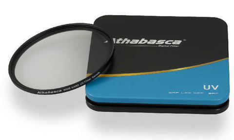 Athabasca UV Filter 62mm (3.17mm)