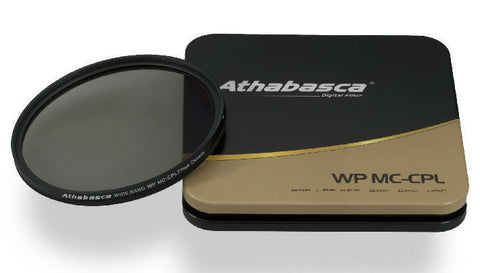 Athabasca Waterproof Multi-Coated CPL Filter 58mm (WP MC CPL Slim 5.32)