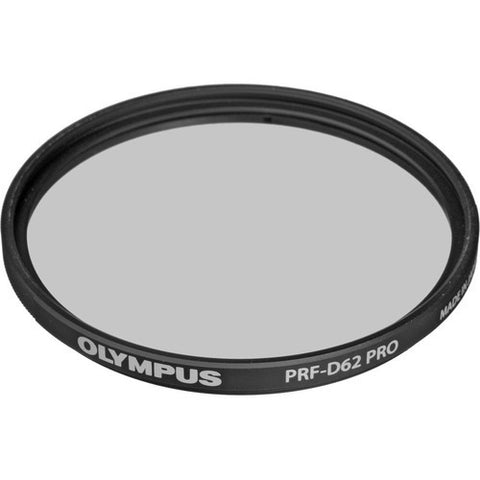 Olympus Multi-Coated Lens Protection Filter 62mm