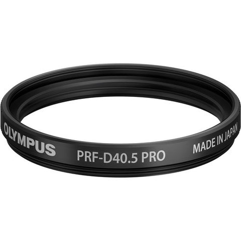 Olympus Multi-Coated Lens Protection Filter 40.5mm