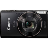 Canon Digital IXUS 285 (Black) [FREE 16GB SD Card & Camera Case]