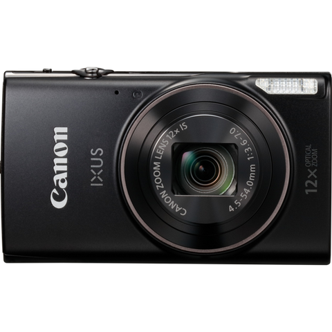 Canon Digital IXUS 285 (Black)