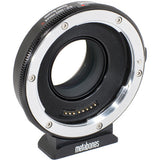 Metabones Canon EF to Micro4/3 Speed Booster (S) Version Lens Mount Adapter
