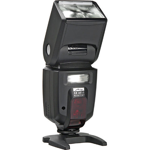 Clearance - Metz mecablitz 58 AF-1 Digital Flash (For Sony Multi-Interface Shoe)