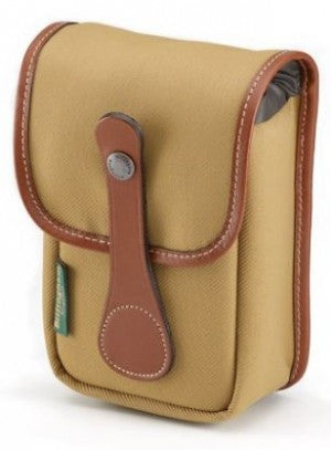Billingham Avea 5 Pouch (Khaki Fibrenyte & Tan Leather Trim)