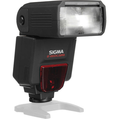 Sigma EF-610 DG Super Flash (For Nikon)