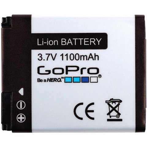 Clearance - GoPro Rechargeable Li-Ion Battery for HD HERO / HD HERO2