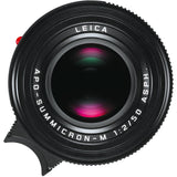 Leica APO-Summicron 50mm f/2 ASPH (Black) 11141