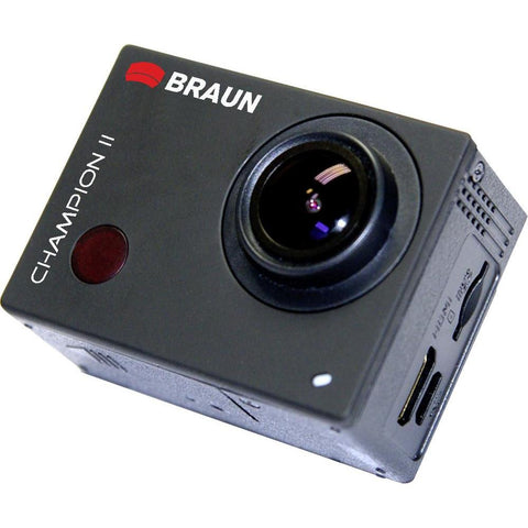 Braun Champion II Full HD Action Camera