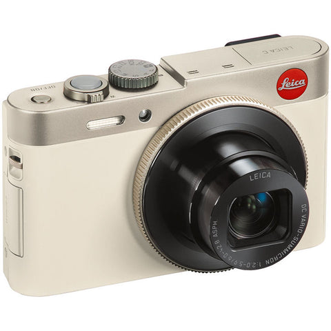 (SALE) Leica C TYP 112 Digital Camera (Light Gold) 18484
