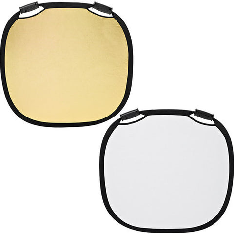 Profoto Collapsible Reflector – Gold/White 47""