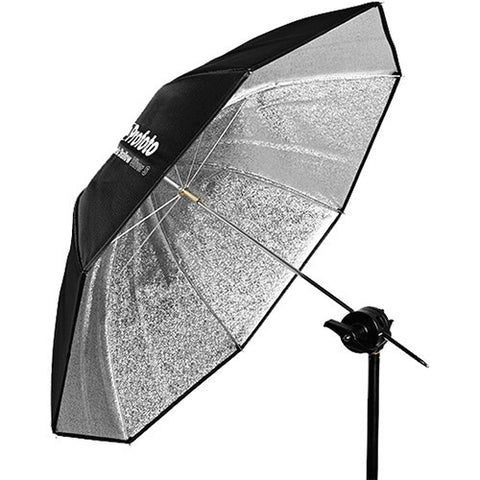 Profoto Shallow Silver Umbrella (Small) – 33""