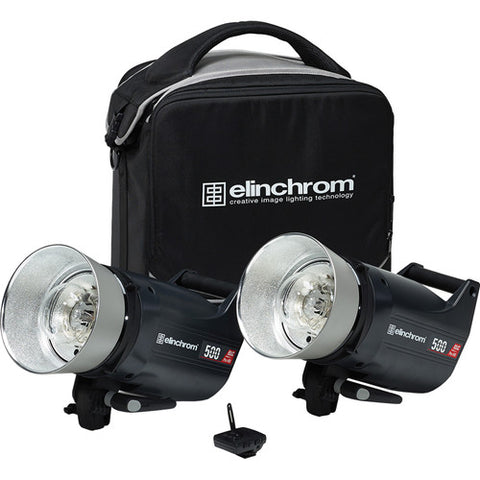 Elinchrom ELC Pro HD 500 To Go Kit (20662.2)