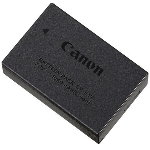 Canon LP-E17 Rechargeable Li-Ion Battery (For EOS 750D / 760D)