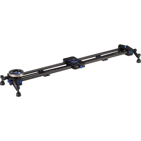 Benro C12D9 MoveOver12 Dual Carbon Rail Slider with Flywheel (900mm)