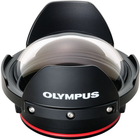 Olympus PPO-EP02 Lens Port (for 8mm F1.8 Fisheye PRO)