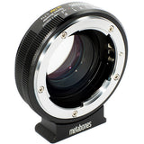 Metabones Nikon G to Micro4/3 Speed Booster ULTRA 0.71x (T) Lens Mount Adapter