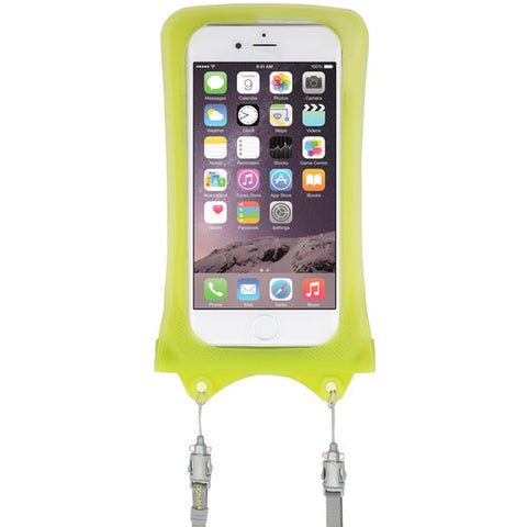 DICAPAC WP-i10 Waterproof Case for iPhone 5 / 6 / 7 (Green)