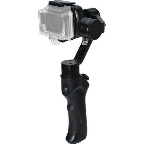 Big Balance Husky HY3 3-Axis Handheld Gimbal System (For GoPro & Smartphone)